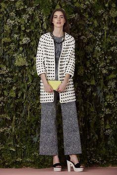 20 Looks with Fashion Designer Lela Rose glamhere.com Lela Rose