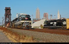 RailPictures.Net Photo: NS 1065 Norfolk Southern EMD SD70ACe at Cleveland, Ohio by John Puda