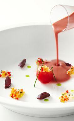 Las 10 mejores recetas de gazpacho con Estrella Michelin para este verano - Foto 2 de 10