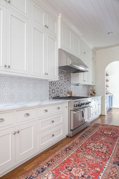 Lovely Transitional Kitchen Backsplashes