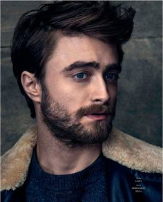 Daniel Radcliffe Poses for Icon El Pais