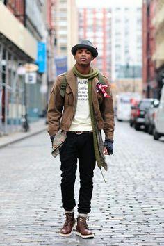 e1f3ff1f101 Hat styles ·  mensfashionpost  gentlemen Sharp Dressed Man