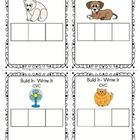 The Make, Take and Teach Build It-Write It activity is perfect for either small group instruction or as an activity for your literacy centers.  Whe...