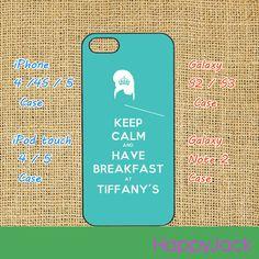 Audrey Hepburn  iPhone 5 case iphone 4 case ipod by HappyJack9, $15.99