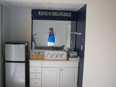 1st Floor Bedroom  - Before Renovation