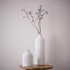 Vase bouteille Linde