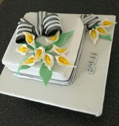 Carla Lillies cake from CakesbySthabile
