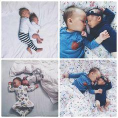 Only babies can sleep so sweet ❤ #nikitonybaby #nikitony #babiesofinsta #instababies #bandanabib #bibdana
