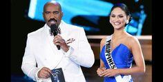 Pia Wurtzbach defends Steve Harvey would like him back as Miss Universe host #RagnarokConnection