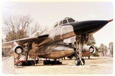 B-58 Hustler #plane #1960s