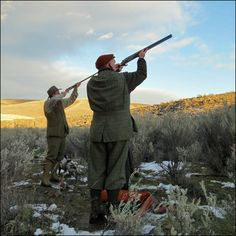 Shooting driven pheasants at Highland Hills Ranch with Chris Batha Place To Shoot, Pheasant, Shotgun, Ranch, Places, Life, Guest Ranch, Common Pheasant, Shotguns
