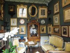 le salon de l'artiste
