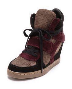 Cool Wedge Sneakers