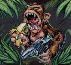 monkey-with-gun.jpg (438×400)