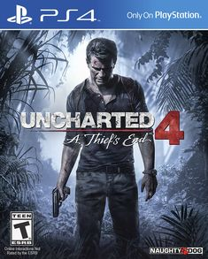 Uncharted 4: A Thief's End - PlayStation 4, Multi