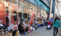 Putin shopping la Londra – Primark si SportDirect