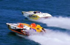 Running Hard, racing for the finish line. Fast Boats, Speed Boats, Power Boats, High Performance Boat, Offshore Boats, Ski Boats, Boat Stuff, Yacht Boat, Fishing Life