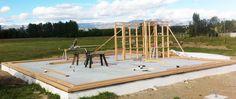 Gable House Cedar Cladding Proclima Building Wrap