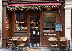 Creperie Suzette. Best Creperie of Paris in the Marais.