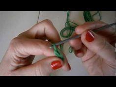 Πλέξιμο με βελονάκι (για αρχάριους) - YouTube