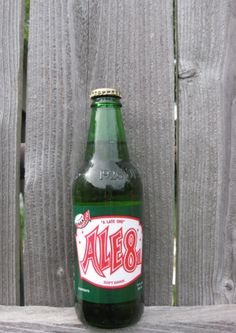 Ale 8. I've seen it at CSF a lot but I've never heard of it before I came to Kentucky.