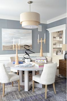 Charming Beautiful Dining Room Design Ideas. #DiningRoom Great Pictures