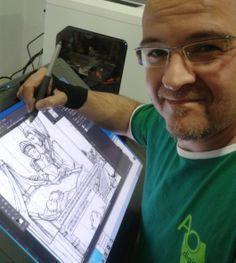Autores en ComicSquare: Agustín Garriga - Post | ComicSquare