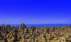 Tenerife - Well tidied up shingle beach by Michel Jean-Nicolas Weiland-Muller on 500px