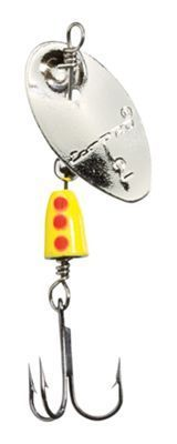 Eco Pro Spins Tungsten Inline Spinners - 1/8 oz. - Canary