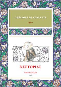 Grégoire de Vonlette. Opus 1 (Poe): Nestorias