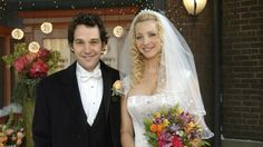 Friends: Phoebe and Mike weren't meant to end up together, but Paul Rudd was too charming to drop | The Independent