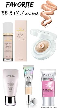Best BB and CC Creams