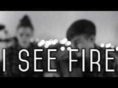 Cristiana & Eduard - I see fire ( Ed Sheeran cover) www.twolittleboxes.com