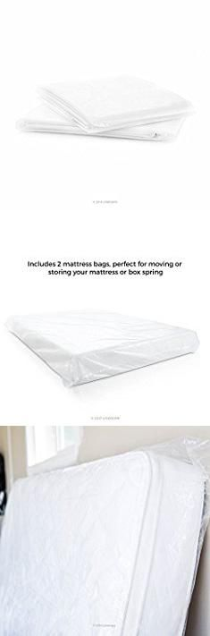 bed bags linenspa 2pack mattress bag for moving and storage queen