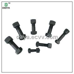Track Bolt & Nut - China Track Bolt;Hub Bolt&Nut;Plow Bolt&Nut, DY