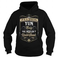 YUN YUNBIRTHDAY YUNYEAR YUNHOODIE YUNNAME YUNHOODIES  TSHIRT FOR YOU