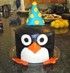 @jessica briand    for the boy's penguin party