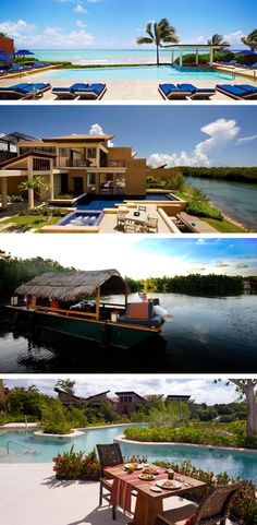 Who else would love to be whisked away to the beautiful Banyan Tree Mayakoba?