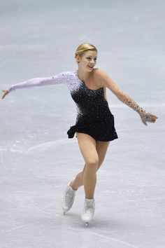 Gracie Gold of the United States competes during day one of ISU Grand Prix of Figure Skating  2013/2014 NHK Trophy at Yoyogi National Gymnasium on November 8, 2013 in Tokyo, Japan.