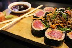 #Sushi para este viernes?? Algo diferente en Daniel Dine & Wine http://daniel.com.co/fotos/NuestrasBebidas | Reservas: 2493404
