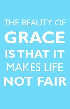 Beauty of Grace