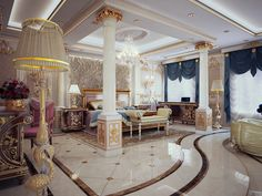 QAT-master bedroom-job562323332 on Behance