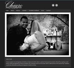 An affordable website for an affordable photographer. Portfolio Website Design, Business Website, Web Design, Photography, Design Web, Photograph, Fotografie, Photo Shoot, Fotografia