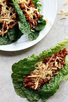 Sandwiches are so last year. #greatist http://greatist.com/eat/healthy-lettuce-wraps