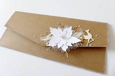 INŠPIRÁCIA... HNEDÝ KRAFT PAPIER | Pretty Papers - přáníčka, scrapbook, tvoření z papíru...