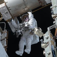 NASA Astronauts Complete Four-Year Effort to Upgrade the Batteries of the International Space Station's Power System Astronomy Pictures, Nasa Images, Nasa Astronauts, International Space Station, Image Of The Day, Space Travel, Effort, Black Opal, Universe