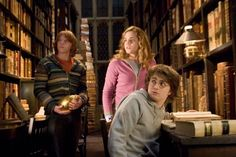 10 Amazing Fictional Libraries