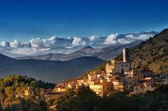 ITALY, GORIANO SICOLI, ABRUZZO