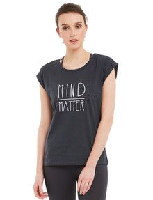 Superfit Mind Over Matter Print Tee product photo