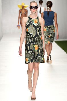 Fashion East | Spring 2014 Ready-to-Wear Collection | Style.com
